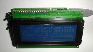 Подключение LCD индикатора к ...