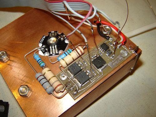 Подпаянный интерфейс для внутрисхемного программирования