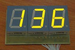 Универсальный цифровой спидометр на PIC16F628