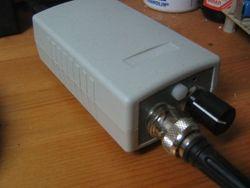 Простой USB осциллограф на PIC18F2550