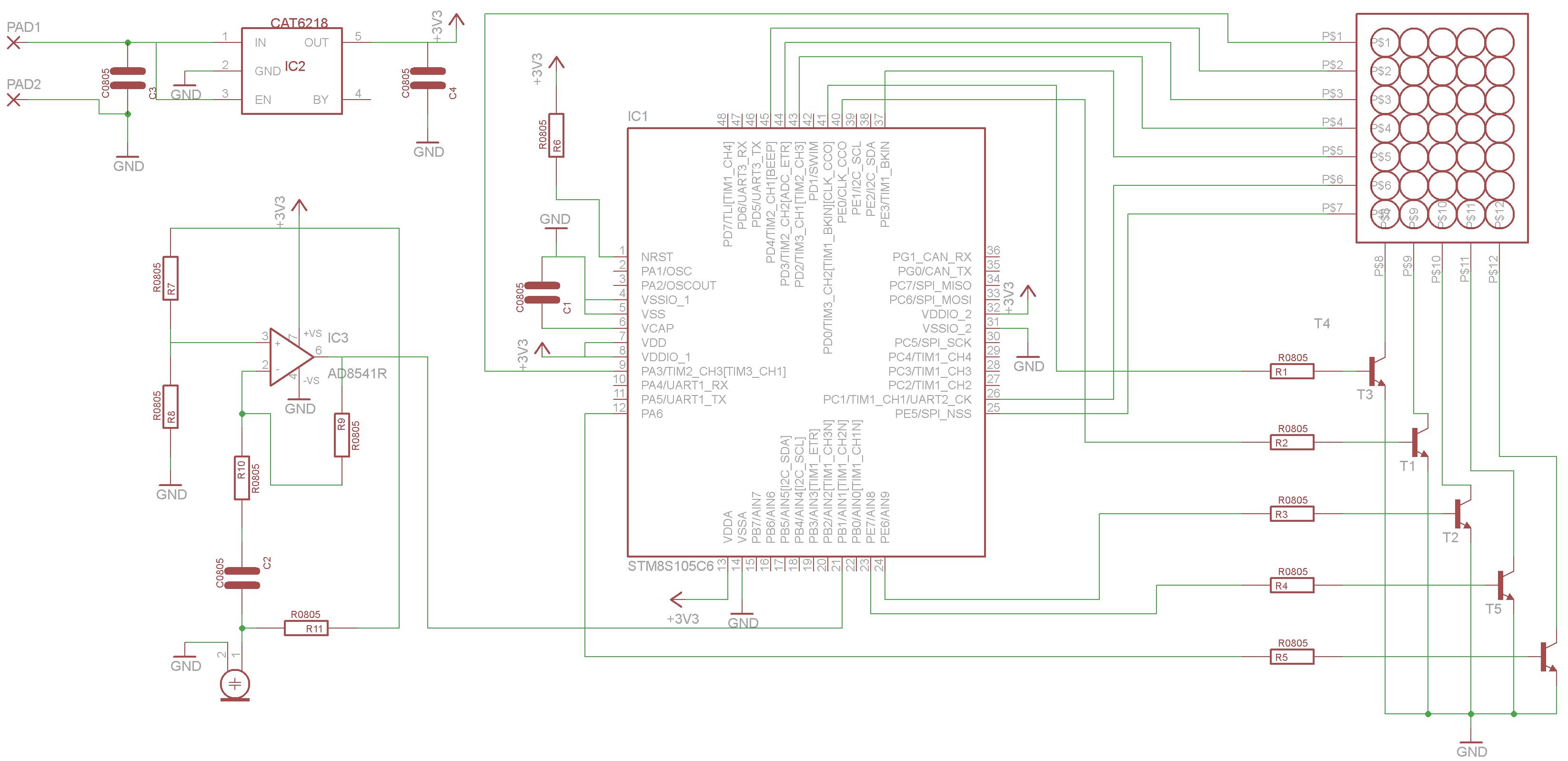 Аудио анализатор спектра схема 18 фотография